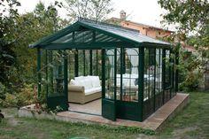 CAGIS | Conservatory #sunroom