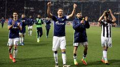 E.-League 16/17-Zwischenrunde:: PAOK Saloniki - Schalke04 0:3 - PAOK Saloniki gegen Schalke: Ein netter Abend beim Griechen