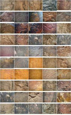 50 Rocks Textures Set 1 50 JPG | 2856x2140 PIX | 182 MB