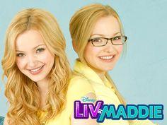 Liv e Maddie Series Da Disney, Serie Disney, Disney Shows, Disney Channel Videos, Disney Channel Stars, Disney Junior, Cameron Boyce, Liv And Maddie Characters, Disney Italia
