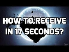 Abraham Hicks 2017 ~ How To Make Something Real In 17 Seconds? NEW - YouTube
