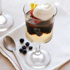 Double-Berry Cooler  from Diabetic Living