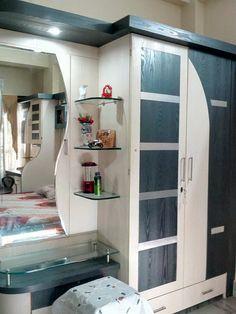 Best Wardrobe Design In Bedroom Provisioning Dressing Table 400 x 300
