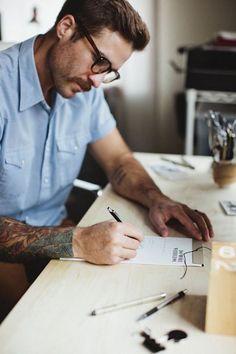 <b>Fuera prejuicios. Los hombres con tinta se ven increíbles.</b>