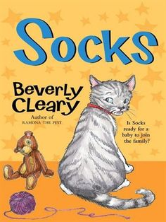 Year 1 Week 34: Socks - available from your local library through Over Drive