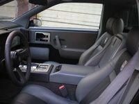 1988 Pontiac Fiero GT picture, interior