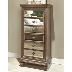 You'll love the Renaissance 6 Drawer Lingerie Chest at Wayfair - Great Deals on all Furniture  products with Free Shipping on most stuff, even the big stuff.