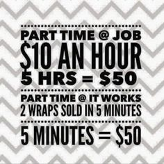 If you have a dream. Don't let anyone get in your head. Go for it! And never give up! Helped two fabulous people start their health journey tonight I'm so excited! http://faithwraps1.myitworks.com
