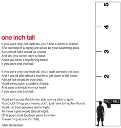 Early bird by shel silverstein from where the sidewalk ends 6 surprising math activities you can do with shel silverstein poetry fandeluxe Choice Image