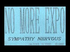 Sympathy Nervous retrospective (also: my tolerance for existence) continues Fall 2012 on Minimal Wave! http://www.minimalwave.com