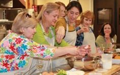 Cooking Classes every month! check the schedule at www.schedule.live-well-fit.com