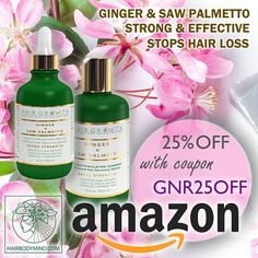Thinning Hair? Try our New All Natural Botanical Hair-Loss Formula! 💜 Check out Botanical Hair Recovery System at our website ➡ www.hairbodymind.com 20% OFF with coupon 20EXTRA 💜 ➡Click a link in a bio 🤗🌿🌿 Great hair starts with all natural and botanical hair care products! We believe that outstanding product MUST include only the best ingredients!🌿🌿#hairstyles #hairtreatment #healthy #hairbodymind #ginger