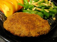 Chickpea Cutlets Recipe by Jennifer Vegetarian Lifestyle, Vegetarian Recipes, Healthy Recipes, Recipe Sites, My Recipes, Roasted Vegetables, Veggies, Vegetable Cutlets, Cutlets Recipes