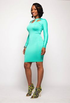 Get this lookk today! Her name is Kiiya! Only $110.00. Shop at www.klass6.com for styles by Erica Dixon