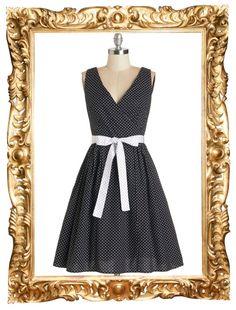 Great Dots! Dress - $124.99