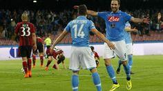 Prediksi Bola AC Milan vs Napoli 5 Oktober 2015