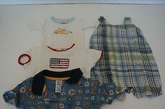 Lot of Baby Boy Clothes Sz 12-18 months Disney, Old Navy, Gymboree L#717