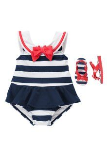 Ordered this for Emma! Her first bathing suit! So stinking cute!!