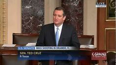 "Cruz Blasts Democrat ""Political Gamesmanship"" on Orlando Terror Attack"