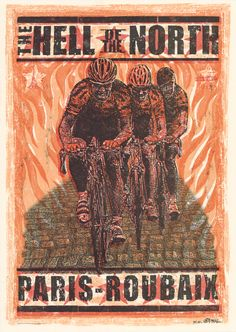 opsalsport - The Hell of the North Paris Roubaix, $25.00 (http://www.opsalsport.com/the-hell-of-the-north-paris-roubaix/)