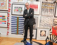 "Meet Donald ""Drawbertson"" Robertson! | Vanity Fair"