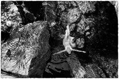 Engagement Portraits at the Cenote | Noriega Photographics