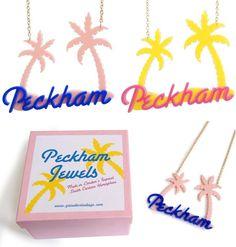 Peckham Perspex Necklace