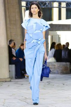 Loewe Ready To Wear Spring Summer 2015 Paris