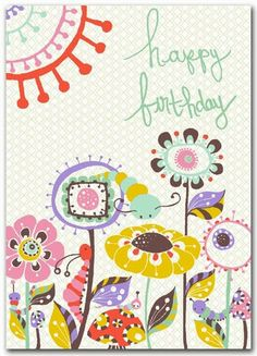 Featuring the designs of Rebekah Ginda. Rae Schmae offers a full range of bright and happy paper products