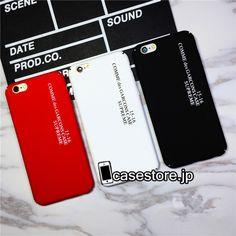 シンプルSupreme ストリートファッションブランドiphone7plusケース