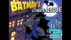 Batman Ultimate Rescue Game. Play game at http://www.y7games.info/batman-ultimate-rescue.html. Batman fellow crime fighters have been captured! swoop down at bat speed and rescue them.