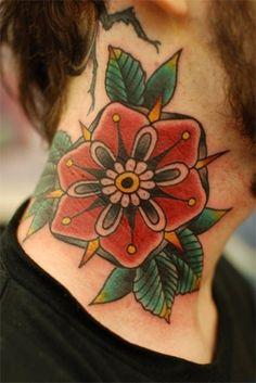 #flower #tattoo so hot!