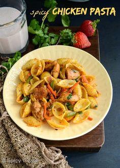 Spicy Treats Chicken Pasta