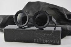Kuboraum x Julius - M7 - Matte Black  #kuboraum #berlin #julius #otticatullino #shoponline