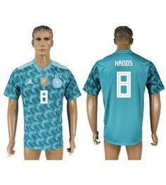 Deutschland Toni Kroos 8 Auswärtstrikot WM 2018 Herren Thomas Muller, Toni Kroos, Polo Ralph Lauren, Polo Shirt, Sports, Mens Tops, Fashion, Marco Reus, World Cup 2018