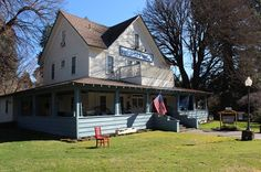 Prospect Historic Hotel Bed Breakfast Inn Motel And Dinner House Or February 16th