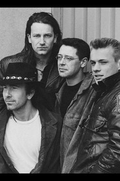 younger U2....and hotter