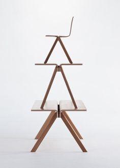 Ronan & Erwan Bouroullec Design - Copenhague Collection, 2012.