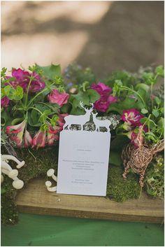 woodsy wedding invitation, photo by Ronel Kruger Photography http://ruffledblog.com/south-african-wine-estate-inspiration #weddinginvitations #stationery
