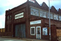 Meccano,Binns Rd Liverpool City, Factories, 1960s, Past, How To Memorize Things, Events, Memories, Places, People