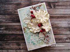 Christmas card - Scrapbook.com