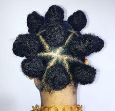 Bantu knots on natural hair. Hair by Erica. , Bantu knots on natural hair. Hair by Erica. Bantu Knot Hairstyles, Cool Hairstyles, Black Girls Hairstyles, Black Hairstyle, African Hairstyles, Afro Hair Care, Curly Hair Styles, Natural Hair Styles, Afro Braids