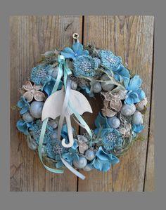 Wreath Crafts, Mistletoe, Topiary, Hanukkah, Jar, Wreaths, Pure Products, Spring, Creative