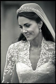 Duchess of Cambridge, Catherine (Kate) Middleton - She is so pretty.