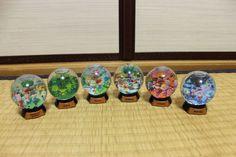 Mini Snow Globe Gachapon Series Full Set