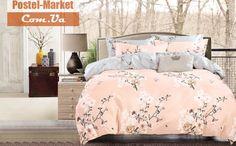 Комплект постельного белья Bella Villa сатин B-0066. Купить в интернет магазине Постель Маркет ( Киев, Украина)