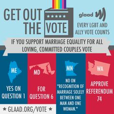 Marriage is on the ballot in four states this year.