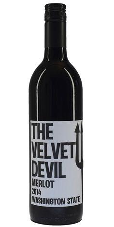 Charles Smith Velvet Devil - Merlot aus Washington
