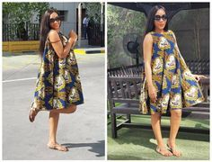 African Prints, African fashion styles, African clothing, Nigerian style, Ghanai… Remilekun - African Styles for Ladies African Dresses For Women, African Print Dresses, African Print Fashion, African Attire, African Wear, African Fashion Dresses, African Women, African Prints, Ghanaian Fashion