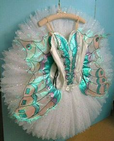 A very pretty butterfly #tutu #ballet